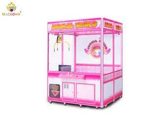 China Top Sale Big Size Claw Vending Machine Big Claw Crane Machine Animal World supplier