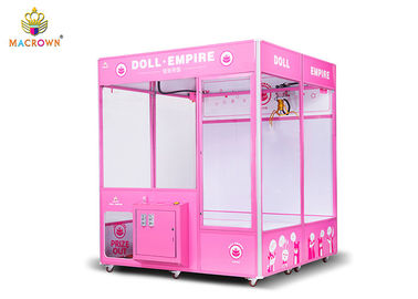 China Doll Empire Giga Giant Toy Arcade Claw Machine Disassembled Animal World Software Jumbo supplier