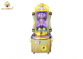 China Lucky Egg Capsule Ticket Redemption Machine Arcade Redemption Prizes supplier