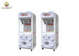 China Arcade Toy Story Coin Operated Game Machine Happy Baby Claw Prize Vending Machine supplier