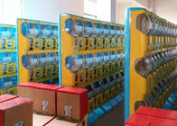 China 3 Layer Toy Capsule Vending Machine / Toy Dispenser Machine For 1-1.1 Inch Ball factory