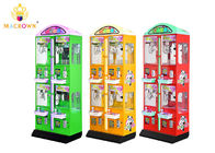China 4 Players Mini Multi Player Toy Crane Machine For Indoor Place Child Game factory