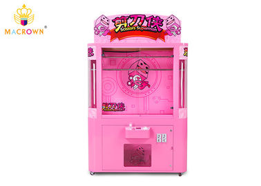 10 Hooks Coin Operated Prize Claw Machine Ten Prize Prize Machine Games